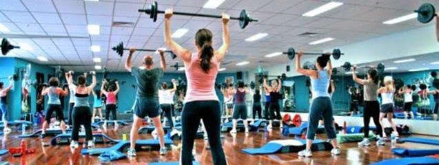 fitness en españa