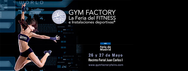 feria de fitness gym factory 2017