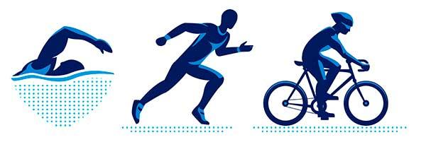 entrenamiento para triatlon