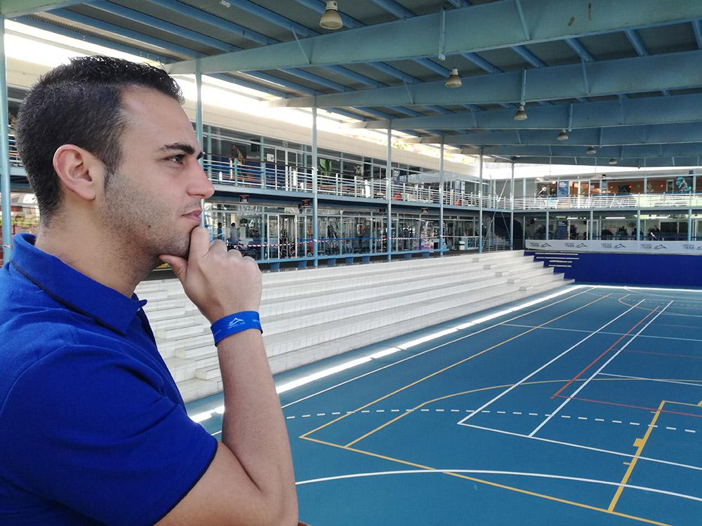 gestión instalaciones deportivas
