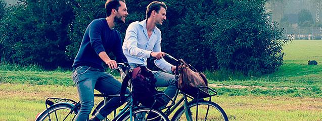 Médicos recetan montar en bici
