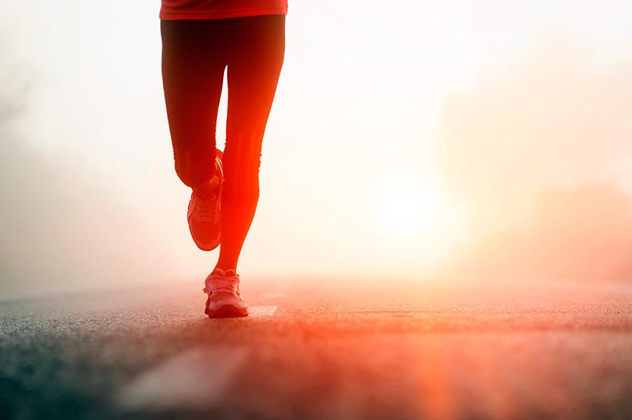 Correr con altas temperaturas Blog EFAD